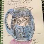 A Sketch a Day: Milk Jug (Day 3)