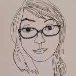 A Sketch A Day: Ink Selfie (Day 11)