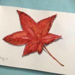 Found Friday: Maple Leaf