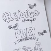 rejoice-pray